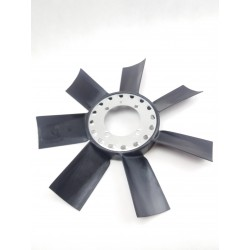 FAN WITHOUT THE VISCO DISC - 7 BLADES