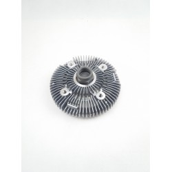 VISCOUS CLUTCH FOR FAN WITH 7 FLAT