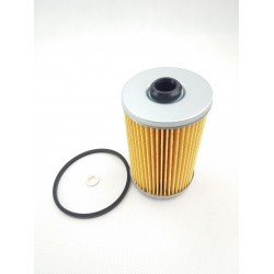 PAPER FUEL FILTER CARTRIDGE