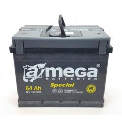 AKUMULATOR 64AH/560A A MEGA SPECIAL P+ 12V /264/