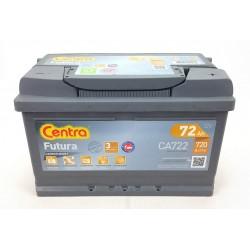 AKUMULATOR 72AH/720A P+ CENTRA