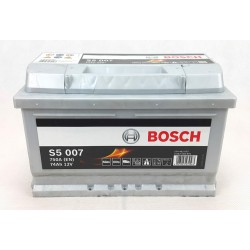 BATTERY 74AH/750AL- BOSCH